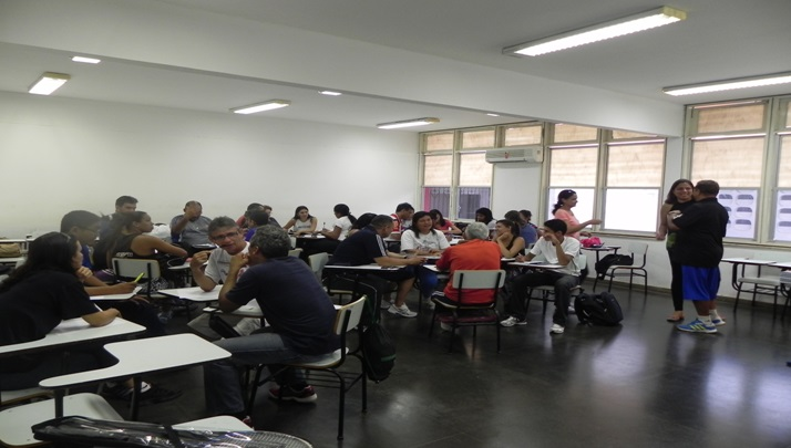 Curso de capacitação de professores em São Luís reúne 46 participantes