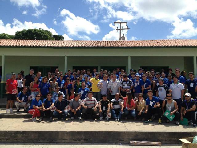 Ceará realiza Cursos de Capacitação de Badminton em parceria com Febace (Fonte: CBBd)