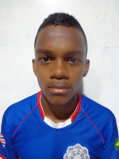Thierike Oliveira dos Santos