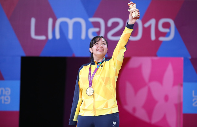 VI Parapan Am Games Lima 2019