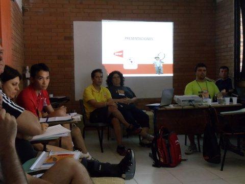 Coach Level 1 - Porto Alegre (RS)