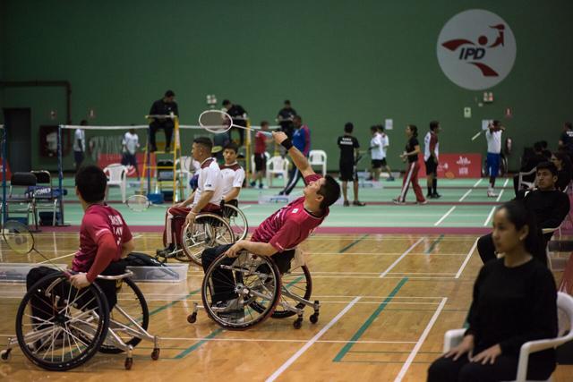 II Peru-Para-Badminton International 2017