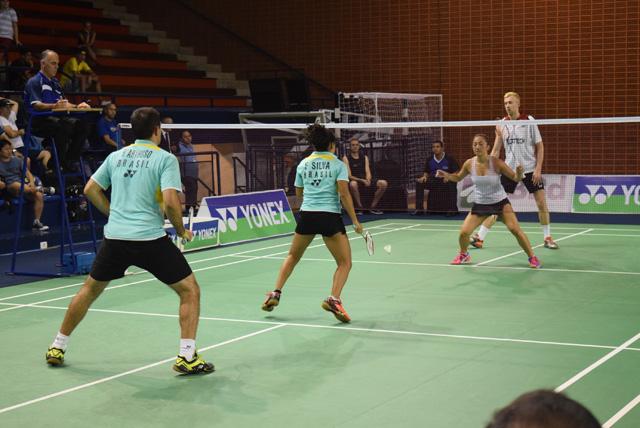 32º Brazil International Badminton Cup