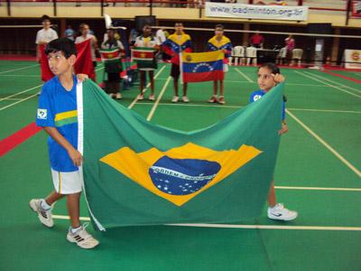 Sul Americano Júnior de Badminton 2010