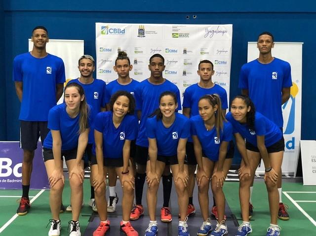 XXIX Campeonato Pan Am Júnior de Badminton 2021