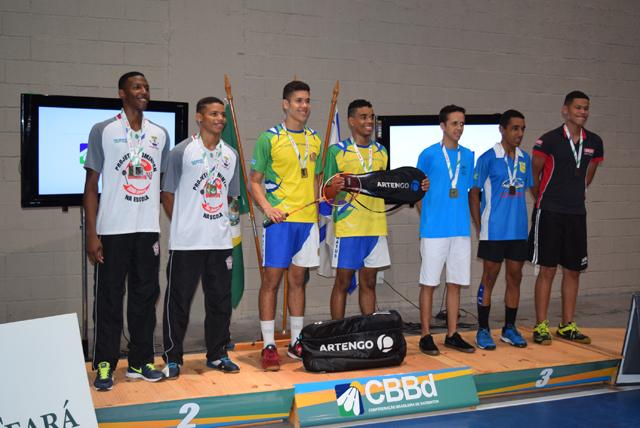 3º CAMPEONATO BRASILEIRO DE BADMINTON