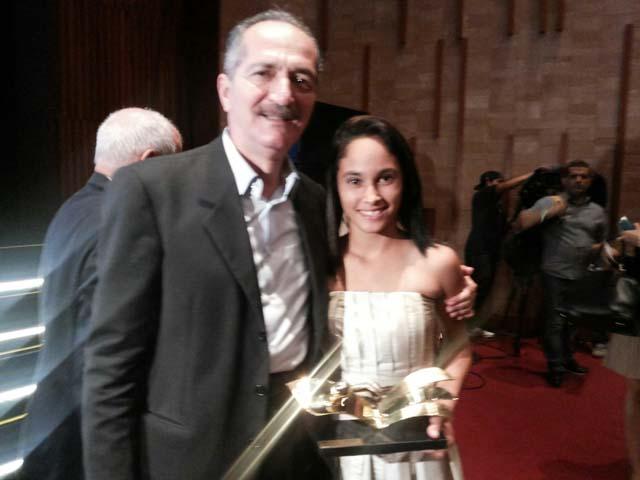 Prêmio Brasil Olímpico 2013
