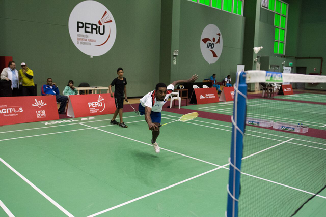 II Peru-Para-Badminton International 2017
