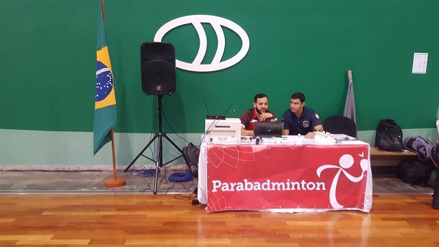 II ETAPA CIRCUITO NACIONAL - BADMINTON PARALÍMPICO