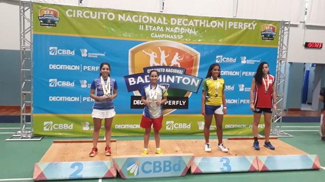 II Etapa Circuito Nacional de Badminton - Decatlon-Perfly