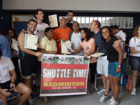 Curso de Shuttle Time - Rio de Janeiro