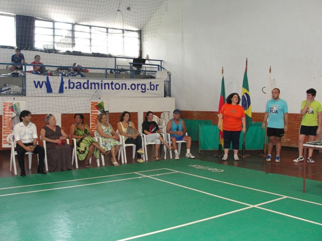 19ª Copa Sul de Badminton - Porto Alegre (RS)
