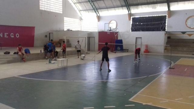 CLÍNICA DE BADMINTON - PARAÍBA