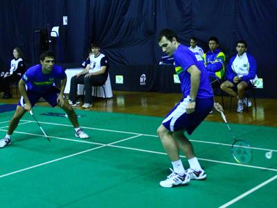 Pan-Am de Badminton e ParaBadminton em Curitiba