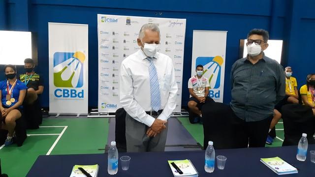 LANÇAMENTO PROJETO BASE DA CBBd
