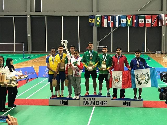 XXVI Pan Am Junior Championships - Individual
