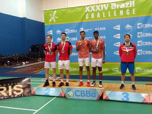 34º Brasil Internacional Badminton