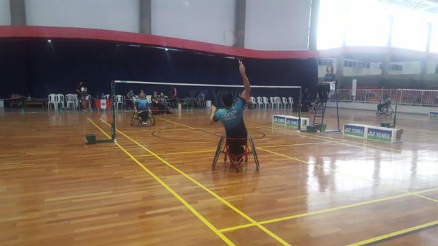 1º Brasil Internacional Series Parabadminton