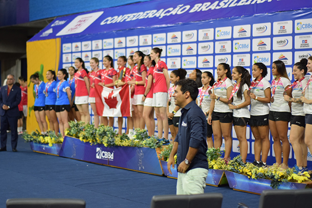 Male & Female Pan Am Team Continental Championships 2020