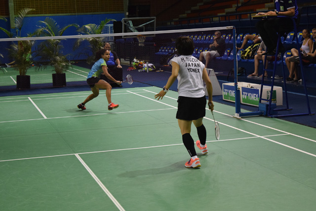 32º Brazil International Badminton Cup
