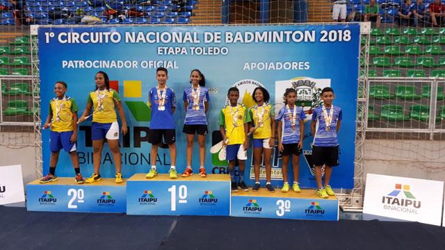 I ETAPA NACIONAL 2018 - TOLEDO/PR