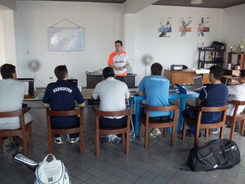 Workshop para tutores de Coach Level 1