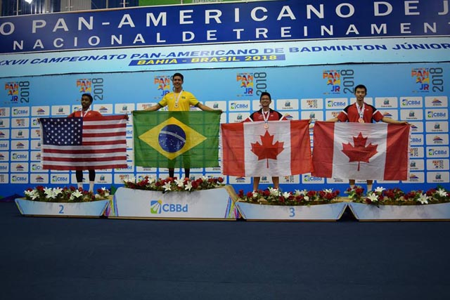 XXVII Pan Am Junior Championships 2018