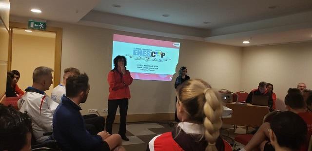 5th Turkish Para-Badminton International - ENESCUP 2019