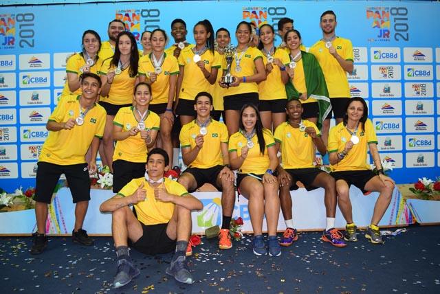 XXVII Pan Am Junior Championships 2018