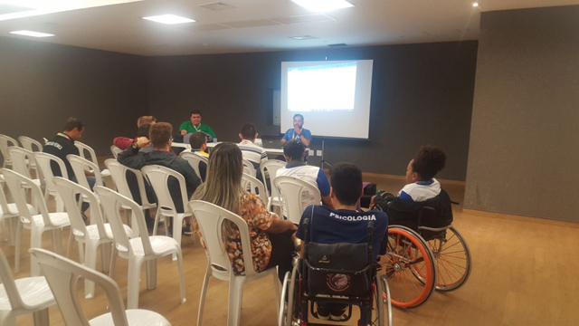 Jogos Paralímpicos Universitários 2018