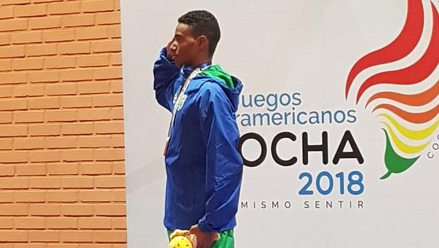XI DOS JOGOS SULAMERICANOS COCHABAMBA 2018