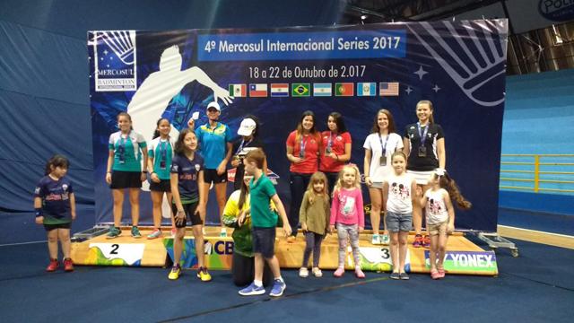 Mercosul Internacional Series Badminton
