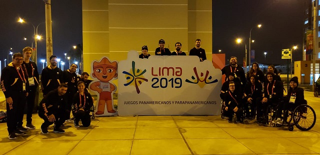 VI Parapan Am Games Lima 2019