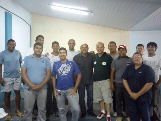 Curso Nacional de Formação de Árbitros - Amapá