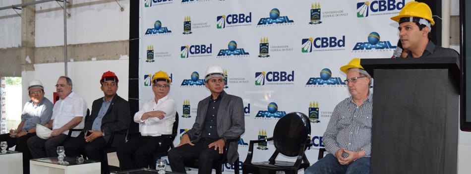 Presidente da CBBd faz apresentação à imprensa de CT de Badminton no Piauí