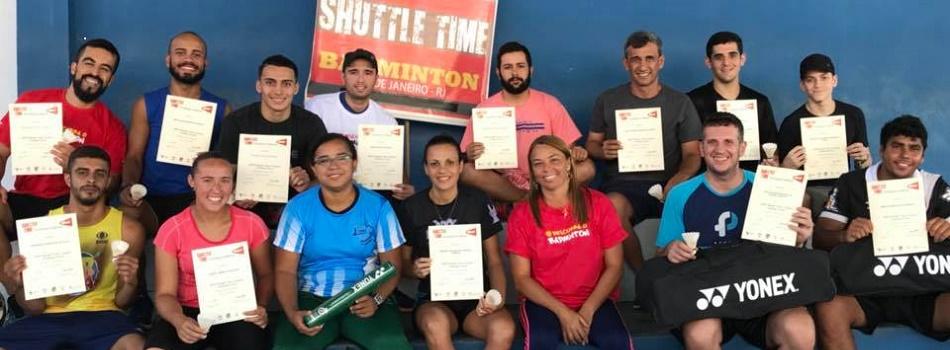 Cidade de Paraíba do Sul/RJ recebe edição do Shuttle Time