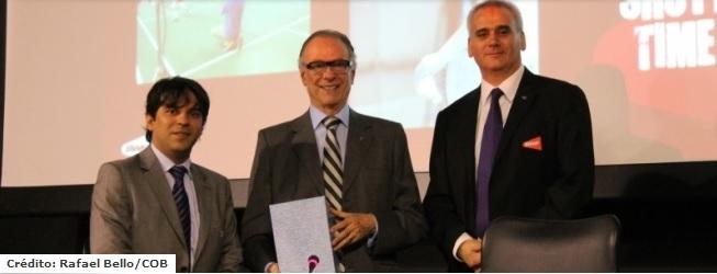 Com apoio do COB, badminton lança programa de desenvolvimento nas escolas (Crédito: Rafael Bello/COB)