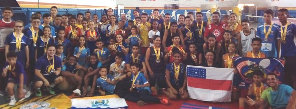 Copa Norte Nordeste demonstra força do badminton na região