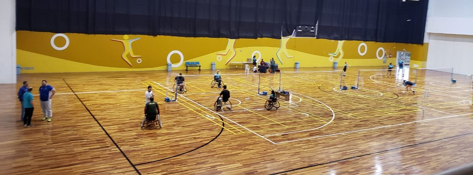 Seleção Brasileira de Parabadminton inicia treinos para Mundial e Jogos Parapan-Americanos.