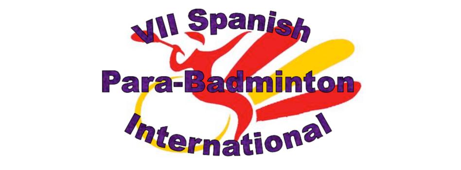 BWF divulga carta convite para o VII Spanish Para-Badminton International 2018