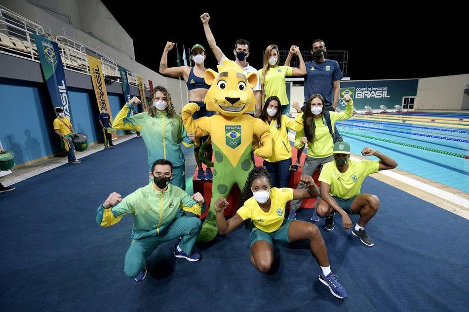 COB apresenta uniformes do Time Brasil para os Jogos Olímpicos de Tóquio 2020