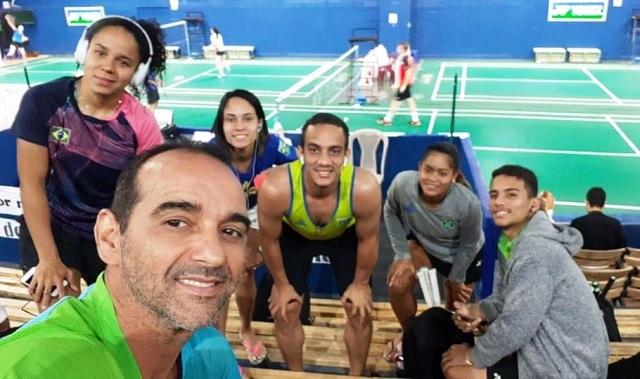 Técnico português ajuda Badminton brasileiro a ter grandes conquistas