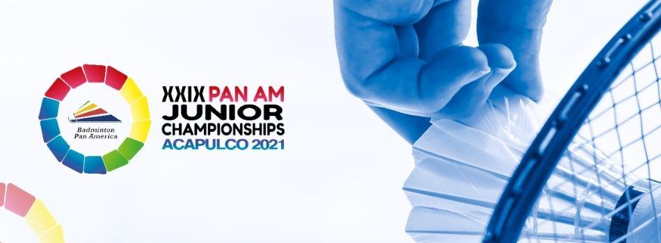 XXIX Campeonato Pan Am Júnior 2021 - Atualização Informações Gerais
