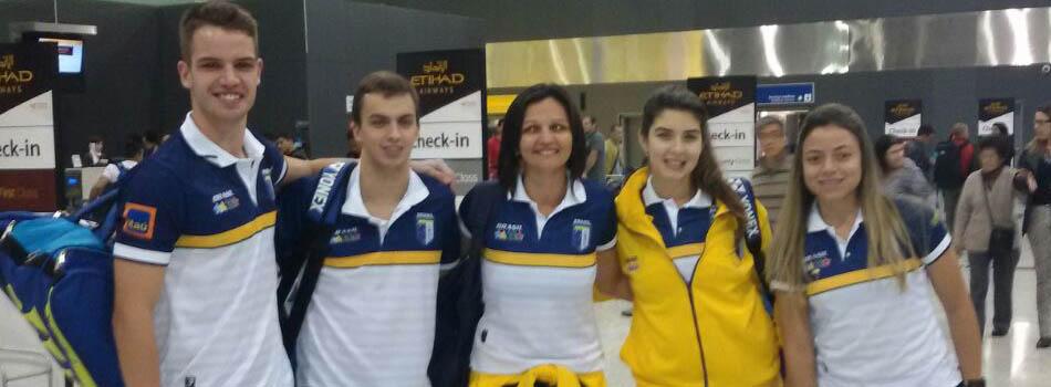 Sele��o Brasileira inicia jornada de jogos no Univers�ade, na Cor�ia do Sul.