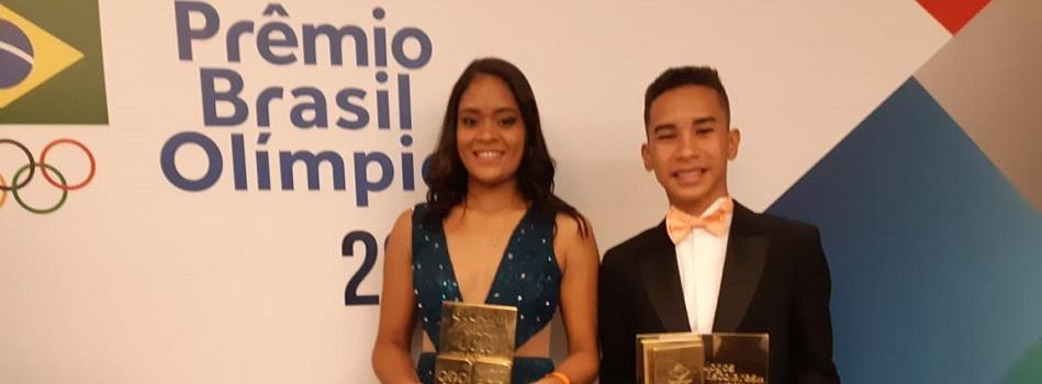 Atletas do badminton recebem prêmios e homenagens na 20ª edição do Prêmio Brasil Olímpico (PBO)