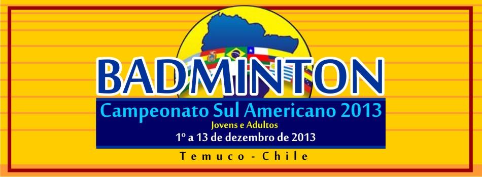 Comunicado sobre Jogos Sul-Americano de Badminton Jovem e Adulto (Fonte: CBBd)