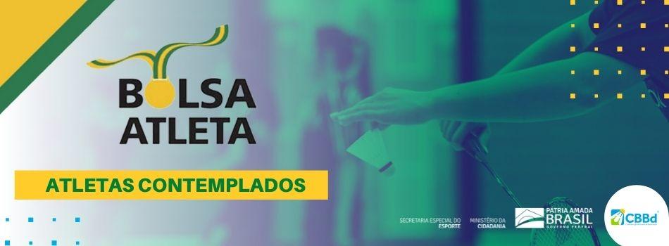 Contemplados do Bolsa Atleta 2021 devem assinar o Termo de Adesão online até o dia 11 de junho