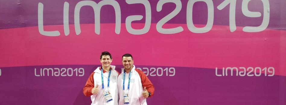 Arbitragem brasileira é destaque nos Jogos Panamericanos Lima 2019