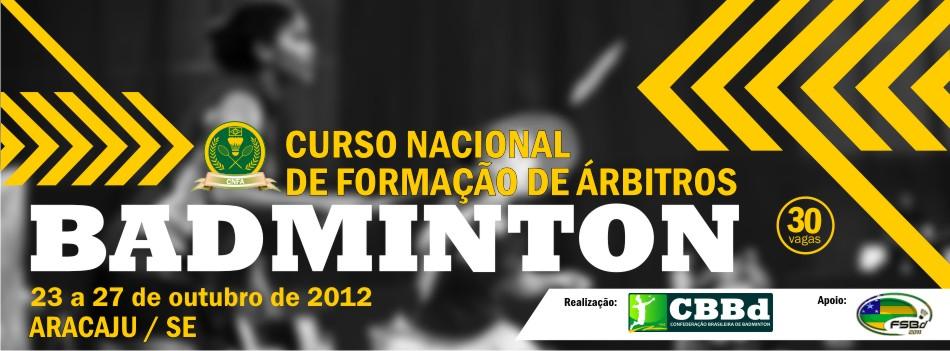 Curso Nacional de Formação de Árbitro será ministrado em Aracaju (SE) (Fonte: CBBd)