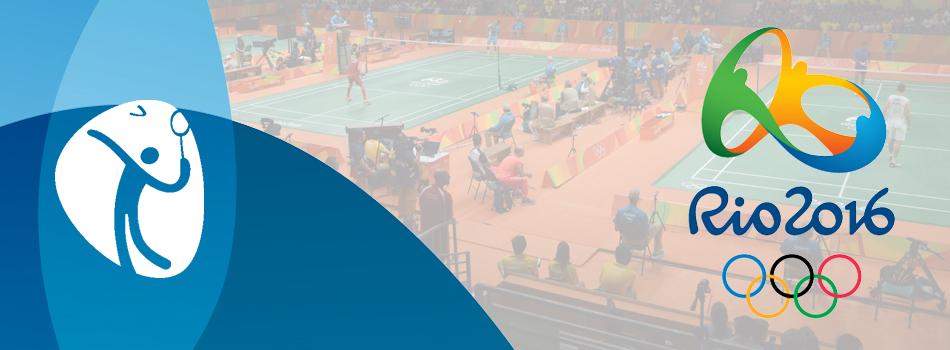 O badminton e seus her�is nos Jogos Ol�mpicos Rio 2016. Confira os medalhistas.